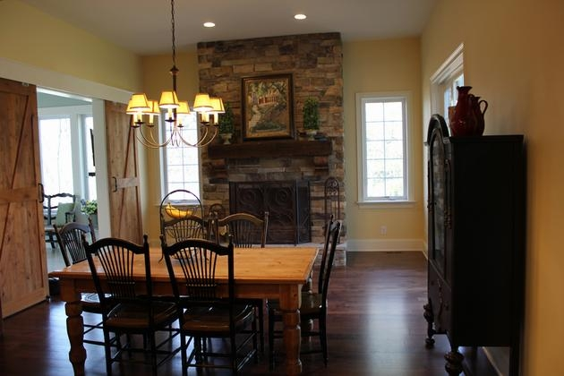 Payne payne offers custom home additions improvements cleveland and northeast ohio custom - Dining room additions ...