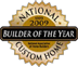 National Custom Home Builder of the Year 2009