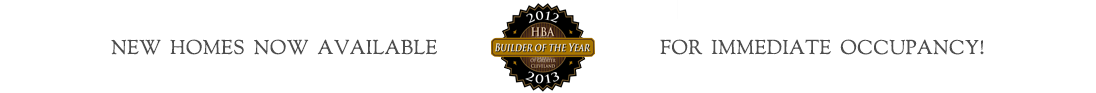 HBA of Greater Cleveland - 2013 Builder of the Year Award