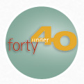 Forty Under 40 Award