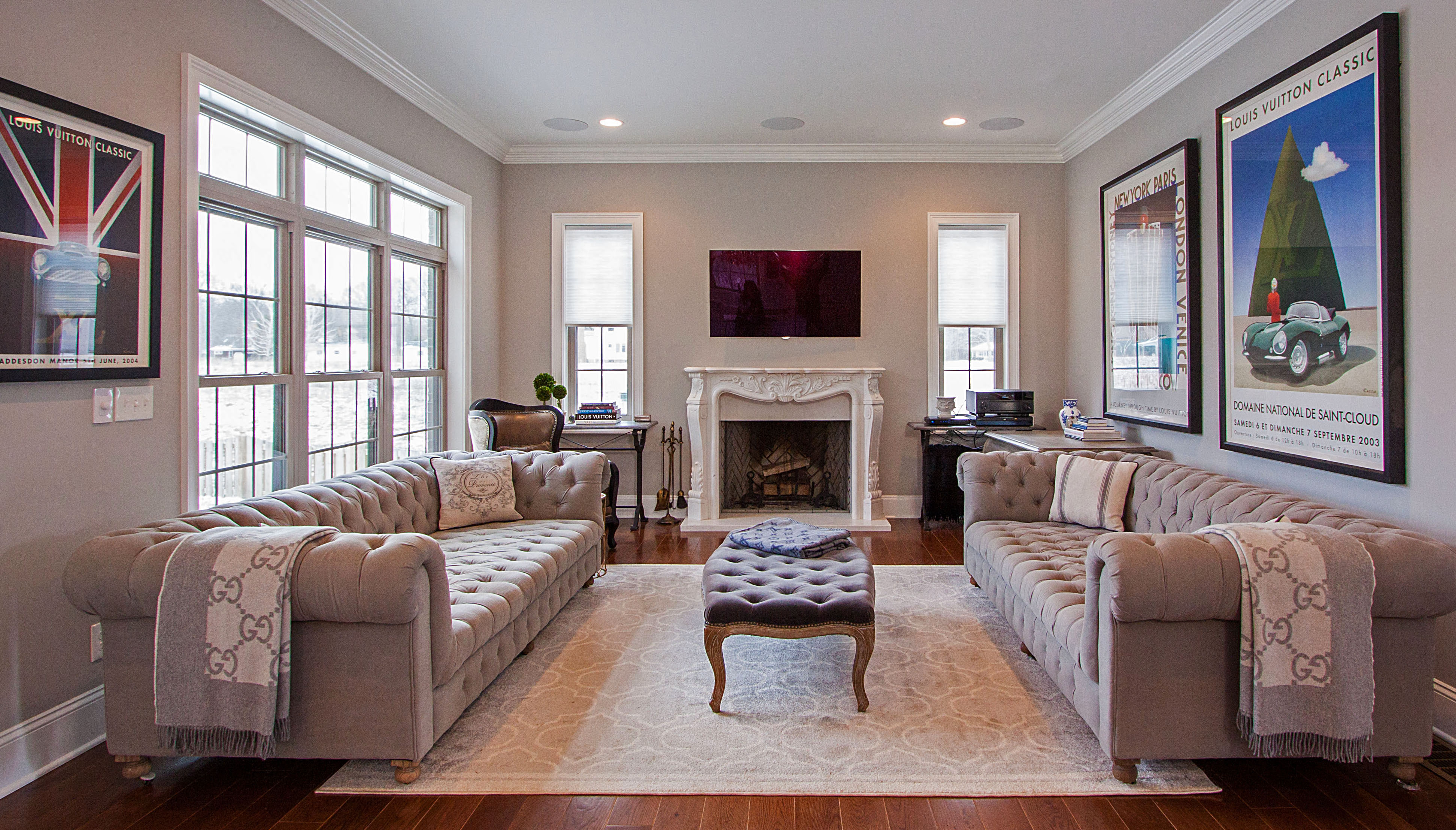 Great room additions best steps for remodeling small room for Great room additions